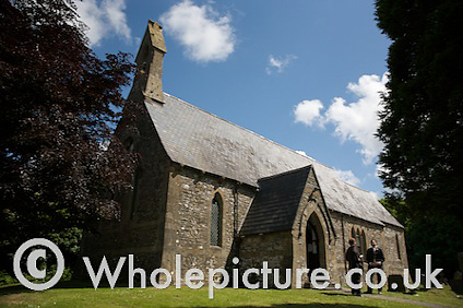 Templeton Church, Narberth