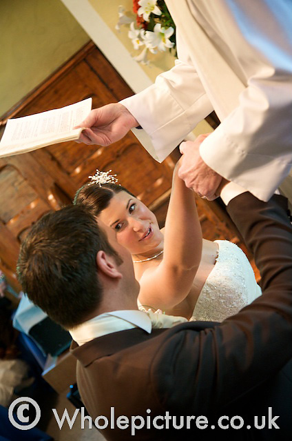 Tieing the knot