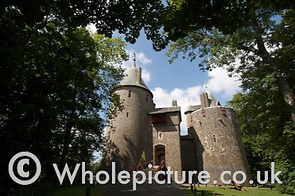 Castell Coch, Near Cardiff