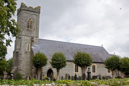 Newcastle Emlyn Church