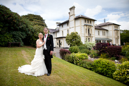 Lampeter Best Western Wedding