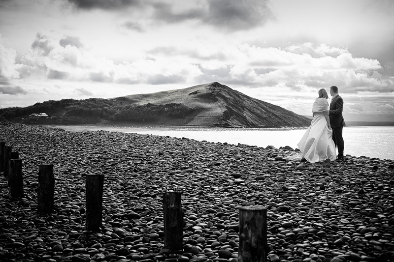 trash the dress aberystwyth beach