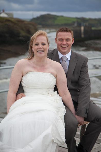 trash the dress photo aberystwyth