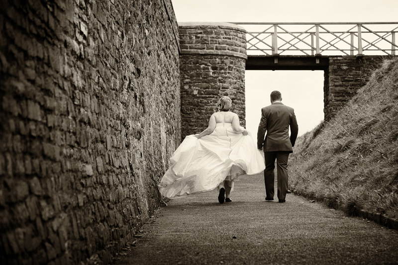trash the dress aberystwyth castle