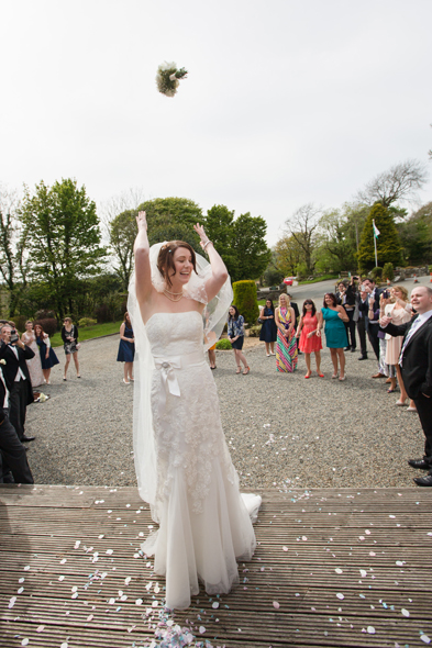 Wedding at Gellifawr Hotel by Whole Picture Weddings