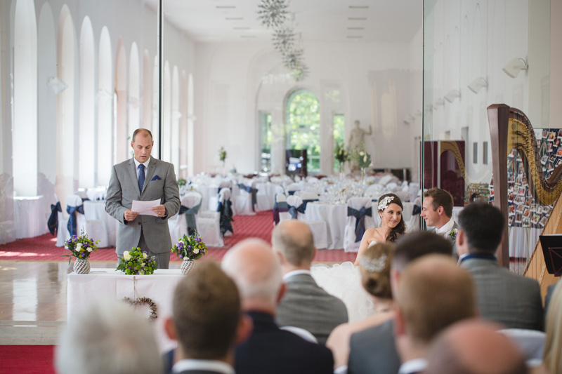 Wedding at Margam Park by Whole Picture Photography