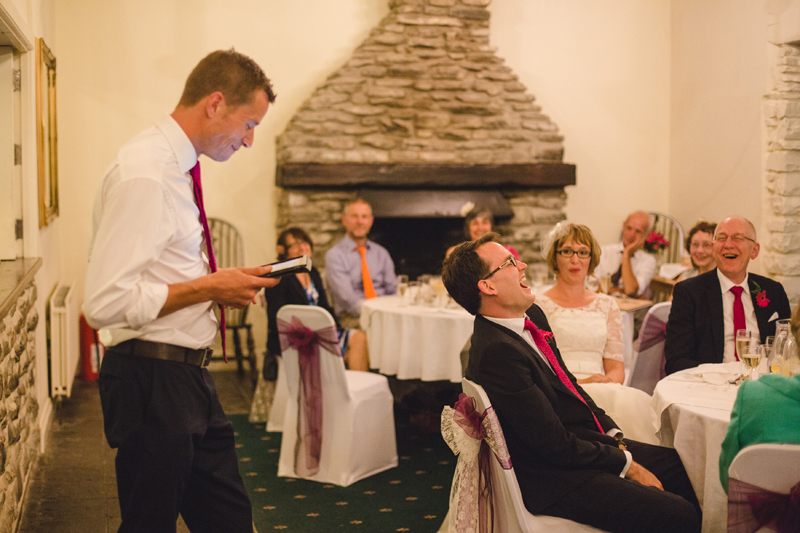 Wedding at The Talbot Hotel by Whole Picture Photography