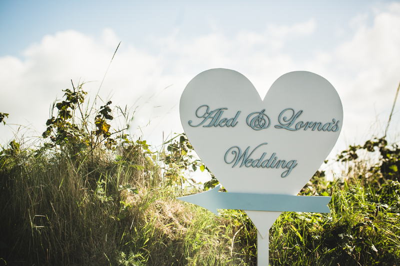 Wedding at Mwnt and Rhosygilwen by Whole Picture Weddings
