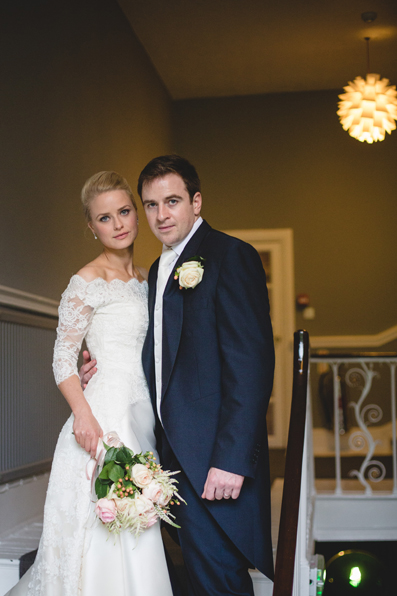 Wedding Photography at Hammet House by Whole Picture