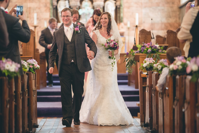 Wedding at Caerphilly Castle  by Whole Picture Weddings