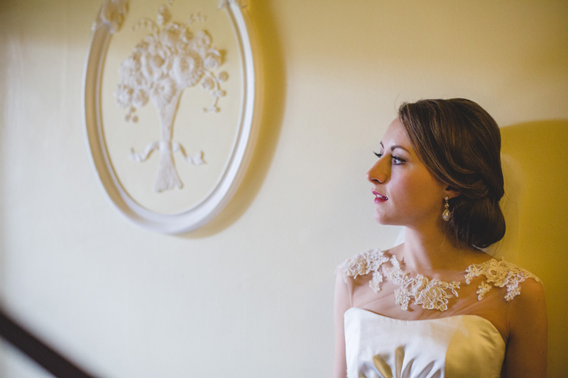 Wedding at Rhosygilwen Mansion by Whole Picture Weddings