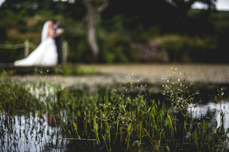 Rainy summer wedding at Oldwalls, Gower by Whole Picture Wedding Photography