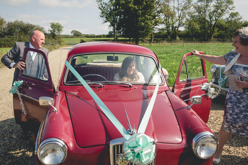 Humanist wedding on family farm by Whole Picture Wedding Photography
