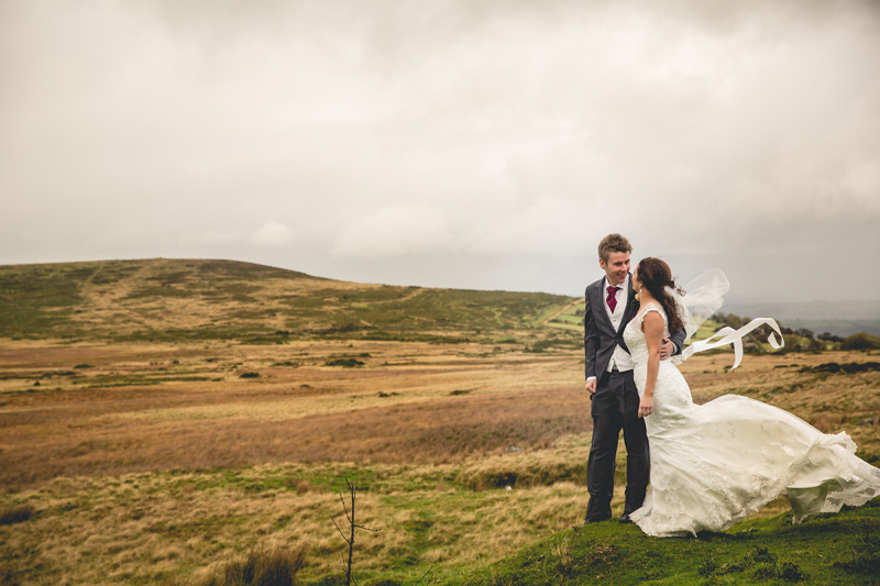 Autumn wedding at Wolfscastle hotel by Whole Picture Weddings