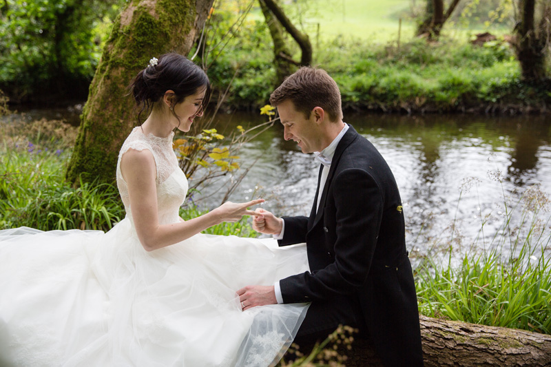 Spring Take Two session by Whole Picture Weddings